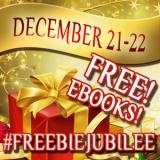 FREE eBooks HolidayJubilee!