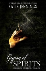 Cover Reveal:  Gypsy of Spirits