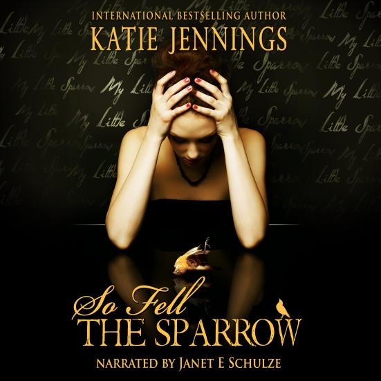 So Fell The Sparrow Audio Cover copy