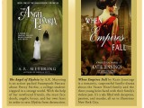 Santa Clarita Local Author Event featuring A.R. Meyering and Katie Jennings on September13th!