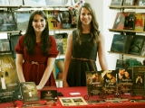 SCV Book Signing for Authors Katie Jennings & A.R. Meyering