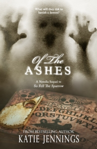 Of The Ashes Official Cover Small