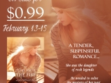 $0.99 Valentine's Day eBook Sale – THINGS LOST IN THE FIRE by Katie Jennings