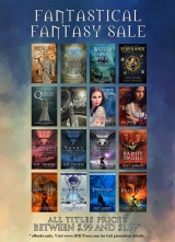 Black Friday Fantasy eBook Sale!