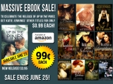 Massive eBook Sale! 99 cent Promotion June 21-25